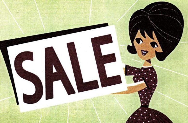 sale! 30% -50% sale!